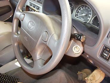 安全運転なハンドル位置